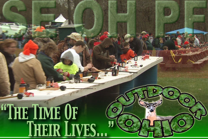 Southeast Ohio Pheasants Forever Youth Day!