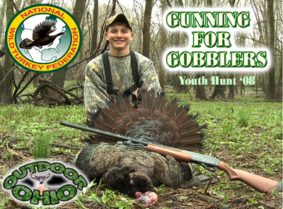 NWTF Youth Turkey Hunt